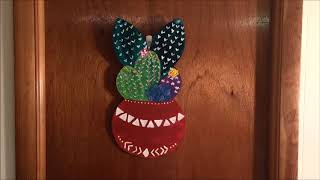 Cactus Pot - Painting with a Twist