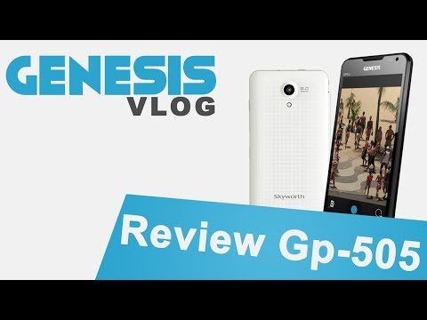Review do Smatphone Genesis GP 505   BETA TESTER