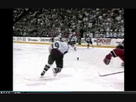 Joe Sakic Retirement Video Video