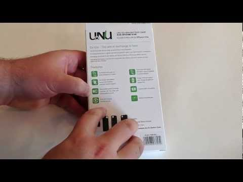 Unu Exera Modular Battery Case For iPhone 4/4S Review
