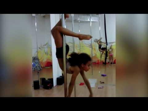 Танцы - Пол дэнс 2015