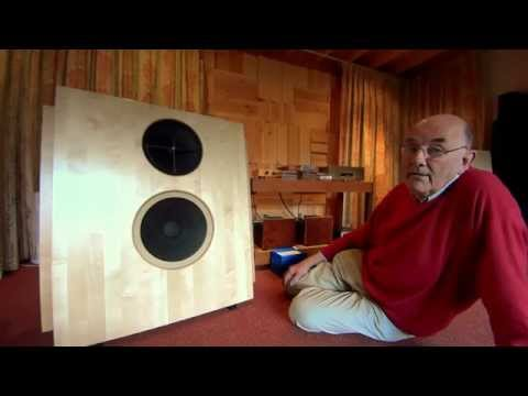Musical Affairs : New Open Baffle loudspeaker project with Acoustic lens