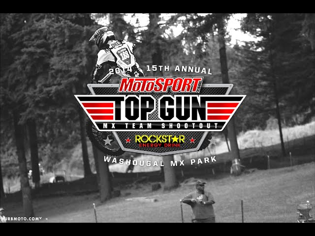 2014 Top Gun Team Shootout ft. Alldredge & Charboneau - vurbmoto
