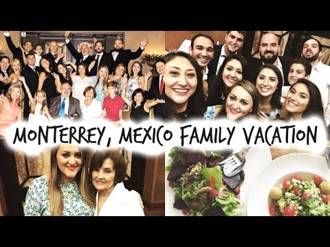 Mexico Vlog: Grandmother's Birthday and Family Times | Pamela Sanchez