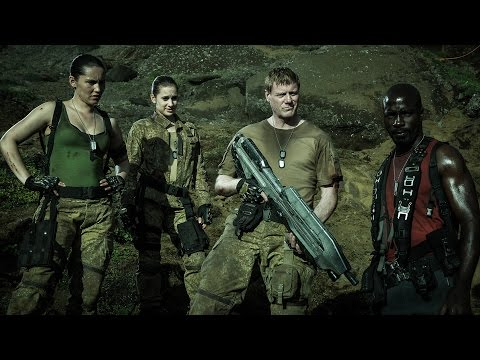 Halo Nightfall Trailer (TV Series)