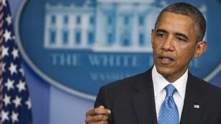 Obama speaks out on Zimmerman verdict