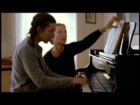 the piano teacher schubert isnt a walk in the park