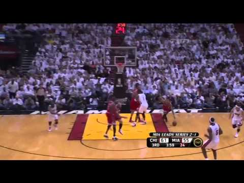 2011 ECF Miami Heat V Chicago Bulls Game 4
