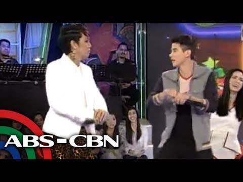 Vice Ganda, Mario Maurer Dance 'gangnam' video