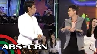 Vice Ganda, Mario Maurer dance 'Gangnam' 19:24