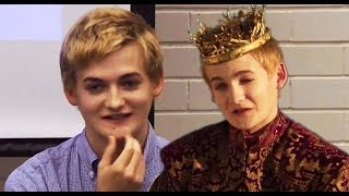 Jack Gleeson aka King Joffrey from Game of Thrones answers every question ever...