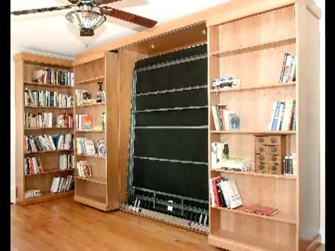 Smart Spaces: Library Bed - YouTube