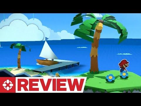 Paper Mario: Color Splash Review