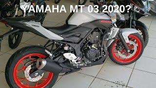 YAMAHA MT-03 2020 AO VIVO MAIS NOVO PREÇO!!