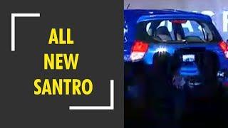 New Hyundai Santro launches in India