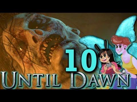 UNTIL DAWN 2 Girls 1 Let's Play Walkthrough Gameplay Part 10: Death thumbnail