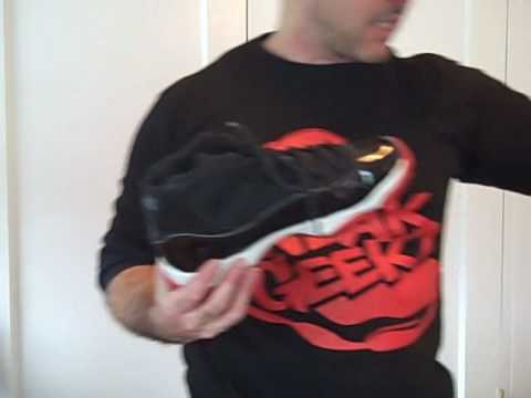Nike Air Jordan Retro 11 Bred CDP