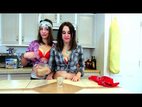 Two Girls One Shot-Drinking Game: Cutiepiecooking