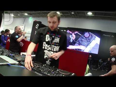 DJ Blakey @ Musikmesse 2011