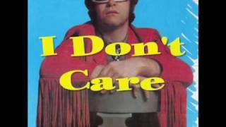 Watch Elton John I Dont Care video