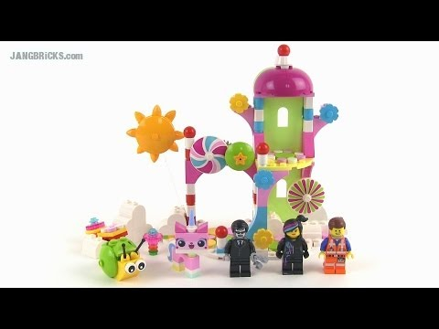 LEGO Movie set review: Cloud Cuckoo Palace 70803!