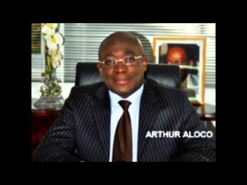 INRI RADIO - JacquesRogerShow - COTE D'IVOIRE- Invite  Mr Aloco K Arthur- Sam 02 Fev 2013 part1.wmv