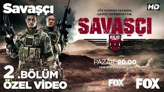 Savaşçı yeni bölümüyle Pazar 20.00'de FOX'ta!
