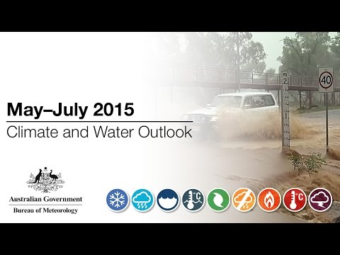 Climate and Water Outlook, May–July 2015