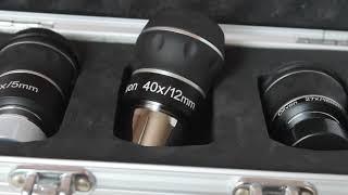 Olivon ED eyepiece set overview by Northern Optics