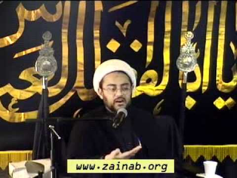 H.I. Hyder Shirazi - Secrets of Success - Muh 11th 1433