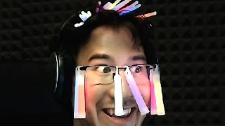 Markiplier Being Dumb on Stage in Front of 1000 People (with friends)