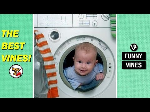 TRY NOT TO LAUGH or GRIN - Funny Kids Fails Compilation 2016 - Co Viners