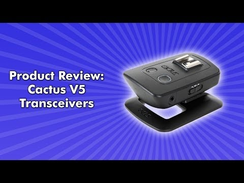 Product Review - Cactus V5 Transceivers