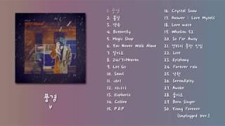 BTS Ballad 30 song collection