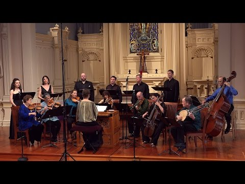Agostino Steffani: Stabat Mater; Voices of Music, Jennifer Ellis Kampani, soprano