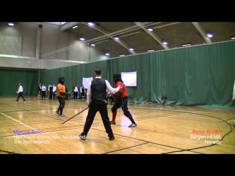 Helsinki Longsword Open 2016 - Men's pool 3