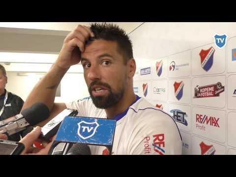 2. kolo: rozhovor s Milanem Barošem po utkání se Slavií (0:0)