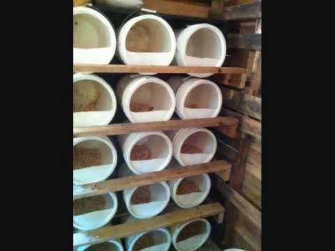 Pigeon Nest Boxes Varieties Ideas & Plans  /  WWW.PigeonBreed.Com