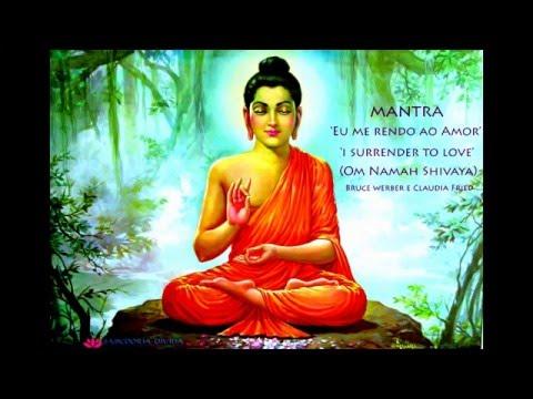 Mantra Eu me rendo ao amor - Om Namah Shivaya