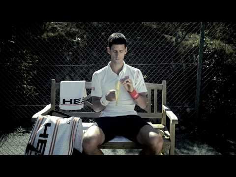 HEAD Graphene Speed: Novak Djokovic's fast game