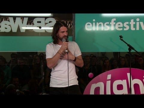 David Kebe filmt sich beim Sex - NightWash live