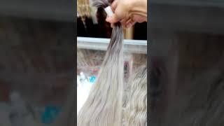 Волосы для наращивания в наличии в нашей студии(15)