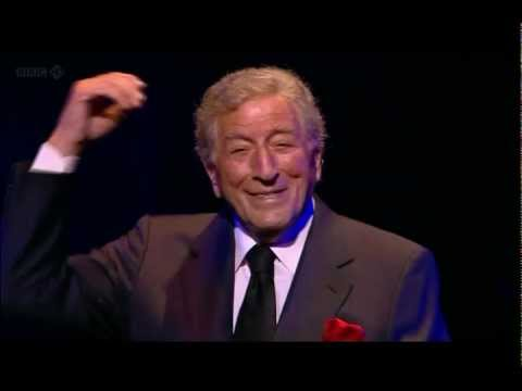 TONY BENNETT'S  85th Birthday Concert at the London Palladium