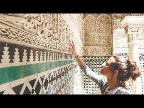 Weltreise Tag 438 • Sightseeing durch Fès und die Medina • Vlog #057