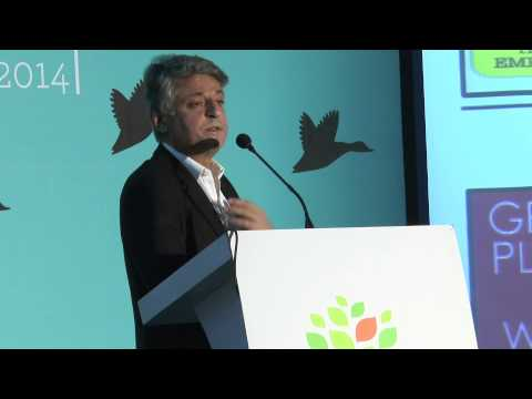 ILC 2014 Few Moments: Patu Keswani- School of Inspired Leadership