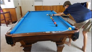 5 Hustle Shots in Pool that can make you FAST MONEY