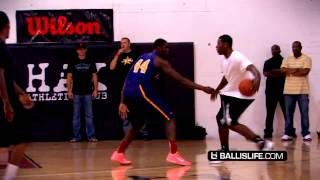Tyreke Evans Has CRAZY Handles! NBA Kings of The Crossover !!