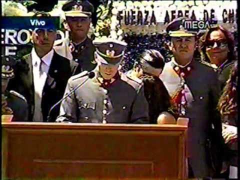 General Pinochet:El adiós de su nieto, el Capitán Pinochet