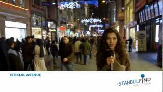 Istiklal Avenue - ISTANBUL FIND [HD]