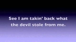 Takin' It Back - Karen Wheaton - Lyrics